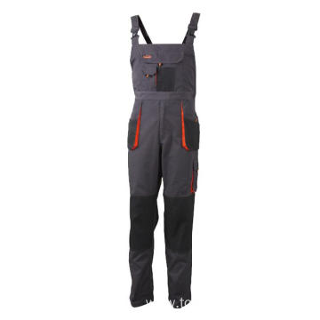 Colorful Working Wear Overalls Bib Pants